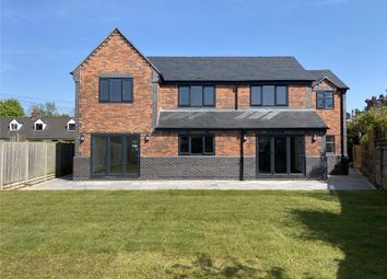 Thumbnail 4 bed detached house for sale in Upper Wick Lane, Rushwick, Worcester, Worcestershire
