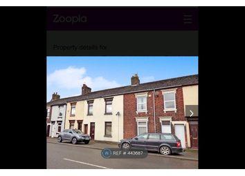 Thumbnail 2 bed terraced house to rent in Leek Road, Hanley
