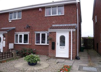 Thumbnail 2 bed terraced house for sale in Sutcliffe Court, Darlington