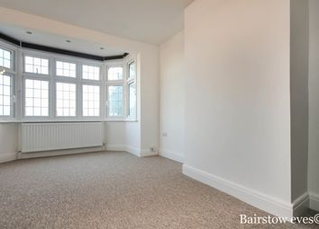 Thumbnail 3 bed terraced house to rent in Stokes Road, Croydon