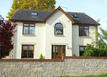 Thumbnail 6 bed detached house for sale in Green Lane Farm, Ash Tree Road, Caerwent