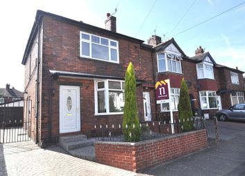 Thumbnail 2 bed town house for sale in Gladstone Street, Basford, Stoke On Trent