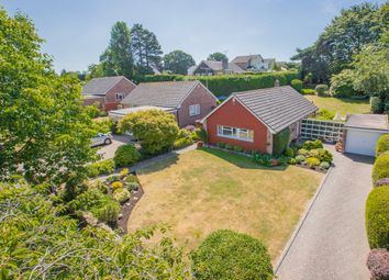 Thumbnail 3 bedroom bungalow for sale in Winslade Park Avenue, Clyst St. Mary, Exeter