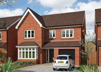"Thumbnail 4 bed detached house for sale in ""The Alder"" at Newington Road, Stadhampton, Oxford"