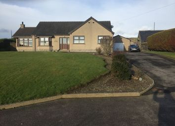 Thumbnail 4 bed detached bungalow for sale in Colleonard, Banff, Aberdeenshire