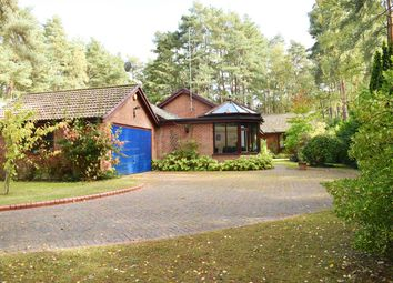 Thumbnail 5 bed detached bungalow for sale in Ashley Drive South, Ashley Heath, Ringwood