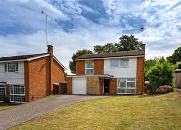 Thumbnail 3 bed detached house for sale in Hemwood Road, Windsor, Berkshire