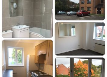 Thumbnail 1 bed flat to rent in High Ridge Close, Aldridge, Aldridge, Walsall