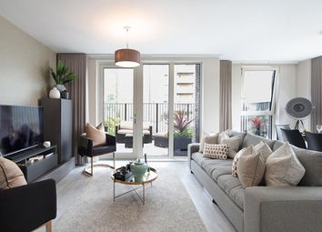 "Thumbnail 2 bed flat for sale in ""Chamberlain Court"" at Station Parade, Green Street, London"