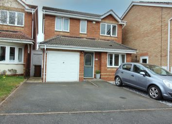 Thumbnail 3 bed detached house for sale in Sherlock Close, Willenhall