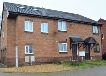 Thumbnail 2 bed terraced house for sale in Magnolia Court, Tiverton