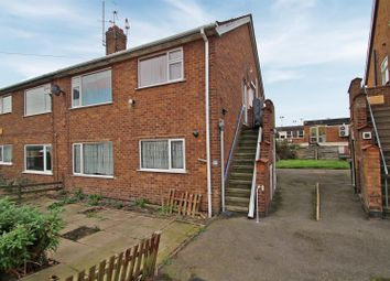 Thumbnail 2 bed maisonette for sale in Smithy Crescent, Arnold, Nottingham