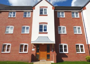 Thumbnail 2 bed flat to rent in Woodgate House, Penruddock Drive, Tile Hill, Coventry