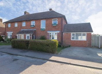 Densole Way, Densole, Folkestone CT18. 4 bed semi-detached house for sale