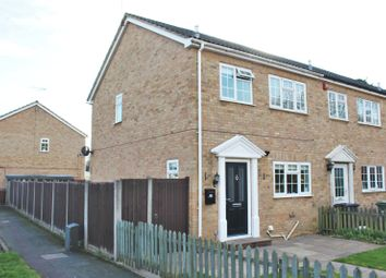 Thumbnail 3 bed end terrace house for sale in Newton Way, Tongham, Surrey