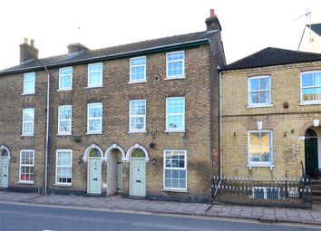 Thumbnail 3 bed town house for sale in Ermine Street, Huntingdon, Cambridgeshire