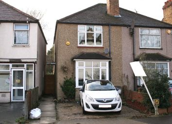 Thumbnail 3 bed semi-detached house for sale in Botwell Lane, Hayes