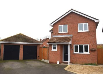 Thumbnail 4 bedroom detached house for sale in Temple Grange, Werrington, Peterborough