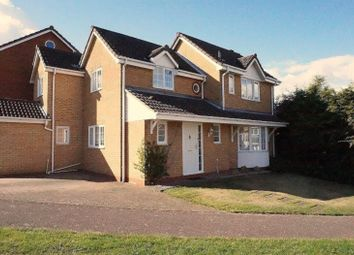 Thumbnail 4 bed detached house for sale in Edwin Panks Road, Ipswich