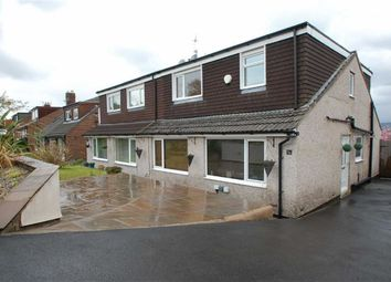 Thumbnail 3 bed semi-detached bungalow to rent in Pasturelands Drive, Billington, Clitheroe