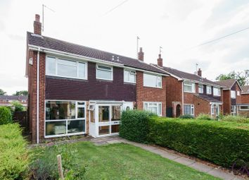 Thumbnail 3 bedroom semi-detached house for sale in Caernarvon Road, Cheltenham
