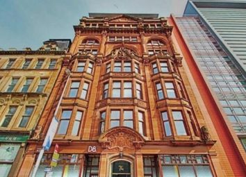 2 bed flat to rent in 74 York Street, Glasgow G2