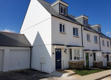 Thumbnail 3 bed town house to rent in Foulston Way, Park Drive, Bodmin
