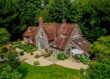 Shalden Green Road, Shalden, Alton, Hampshire GU34. 3 bed detached house