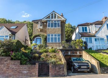 Thumbnail 3 bed detached house for sale in Valley Road, Kenley