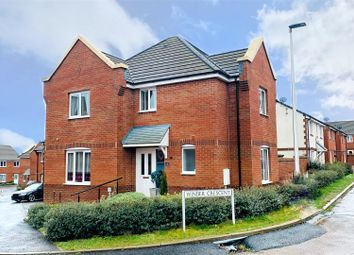 Packer Road, Tiverton EX16. 4 bed detached house for sale