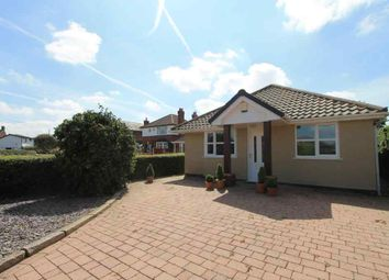 Thumbnail 3 bed detached bungalow for sale in Fields Road, Haslington, Crewe
