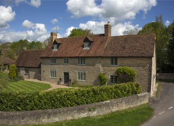 Thumbnail 6 bed detached house for sale in Church Street, Marsh Gibbon, Bicester, Oxfordshire