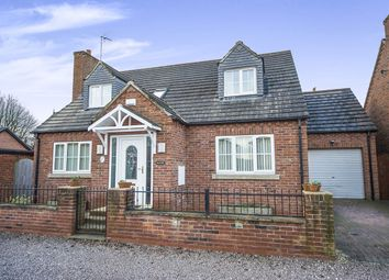 Thumbnail 4 bedroom bungalow for sale in Mill House Lane, Goole
