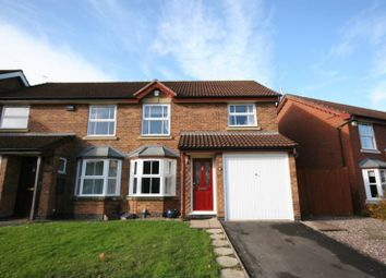 Thumbnail 3 bed semi-detached house for sale in Spinney Road, Barnwood, Gloucester