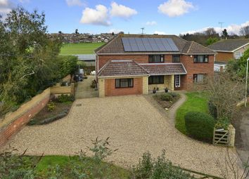 Thumbnail 4 bed detached house for sale in Benstede Close, Herne Bay