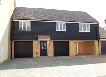 Thumbnail 2 bed semi-detached house to rent in Davies Croft, Biggleswade