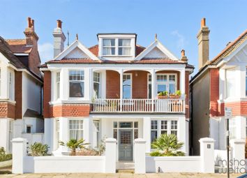 Thumbnail 3 bed flat for sale in Langdale Road, Hove