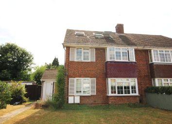 Thumbnail 3 bed maisonette for sale in Overstone Road, Harpenden, Hertfordshire