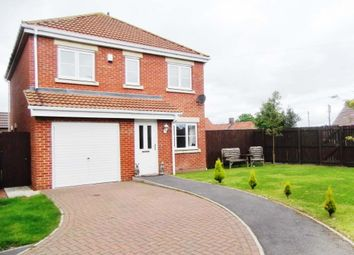 Thumbnail 4 bed detached house for sale in Annitsford Road, Seghill, Cramlington