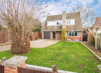 Thumbnail 3 bed detached house for sale in Earl Howe Road, Holmer Green, High Wycombe