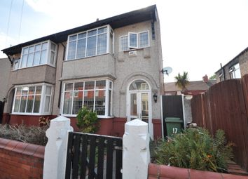 Thumbnail 3 bed semi-detached house for sale in Wellesley Road, Wallasey