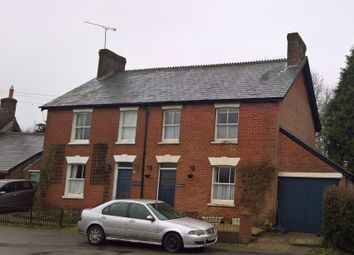 Thumbnail 3 bed semi-detached house to rent in Salisbury Road, Breamore, Fordingbridge