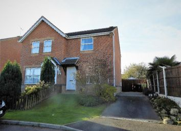 Thumbnail 2 bed semi-detached house for sale in Primula Close, Shirebrook, Mansfield