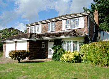 Thumbnail 4 bed detached house to rent in Marrowells, Weybridge