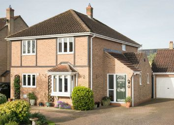 Thumbnail 4 bedroom detached house for sale in Alsyke Close, Grafham, Huntingdon