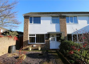 Thumbnail 3 bed end terrace house for sale in Stapleford Close, Romsey, Hampshire