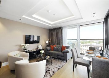 Thumbnail 3 bed flat for sale in Trinity House, 377 Kensington High Street, Kensington, London