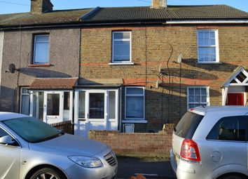 Thumbnail 2 bed terraced house to rent in Melville Road, Rainham, Essex