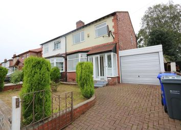 3 bed semi-detached house to rent in Vaughan Road, Chorlton M21