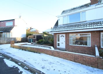 Thumbnail 3 bedroom semi-detached house for sale in Claremont Avenue, Shipley